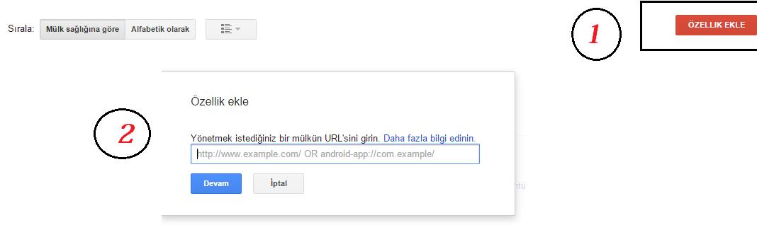 google-console-web-sitesi-nasil-eklenir