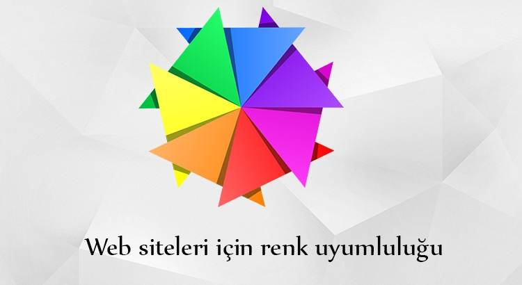 web sitelerinde renk uyumluluğu
