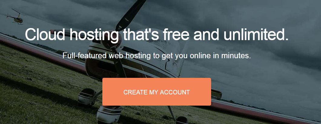 Ücretsiz hosting siteleri | Web bulutu